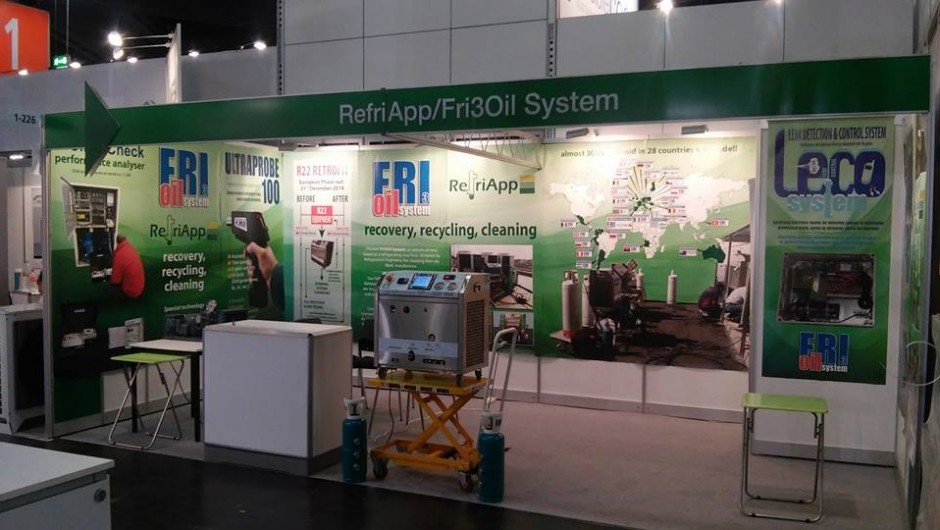 RefriApp at Chillventa '14