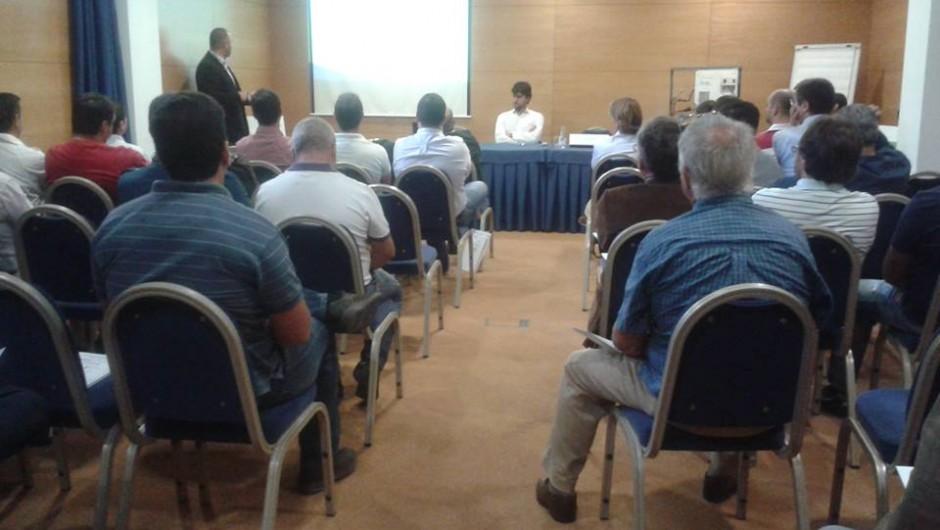 Seminario de presentación de herramientas RefriApp en Batalha, Portugal