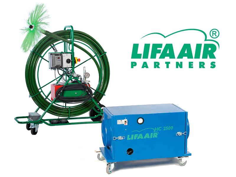 LIFA AIR se une al catálogo de soluciones técnicas de RefriApp