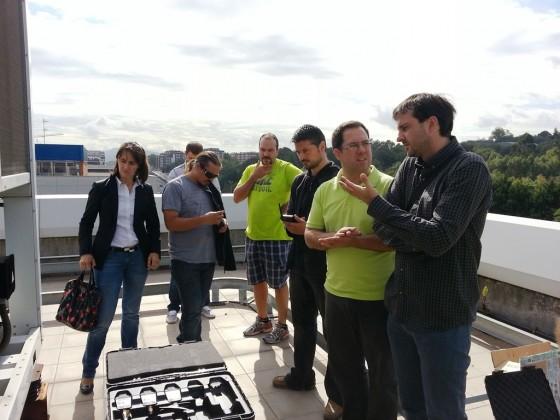 Presentación Metreco en Bilbao