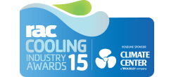 Metreco is a finalist in the RAC Cooling Industry Awards 2015