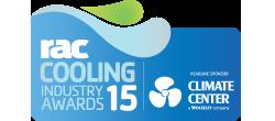 Metreco nominado finalista a los RAC Cooling Industry Awards 2015