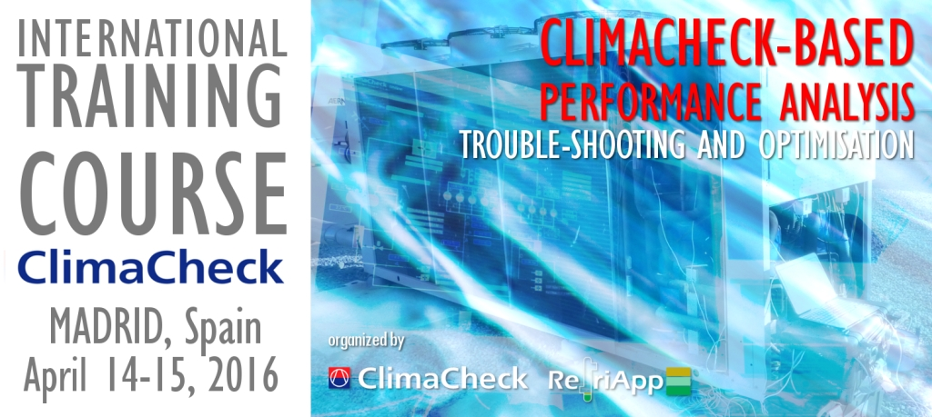 HVAC monitoring ClimaCheck course