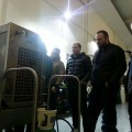 Fri3Oil System training course for flushing HVAC/R circuits held in Almeria