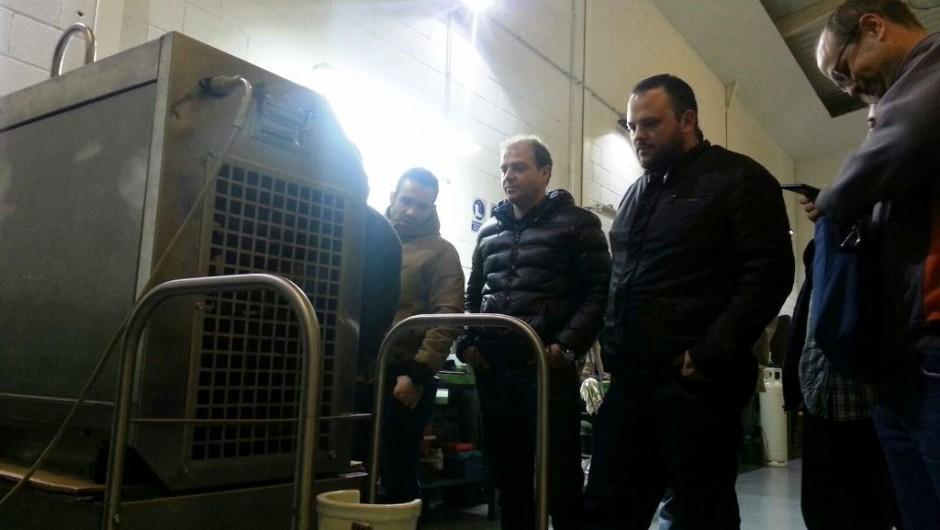 Celebrado en Almería el curso Fri3Oil System de limpieza de circuitos frigoríficos