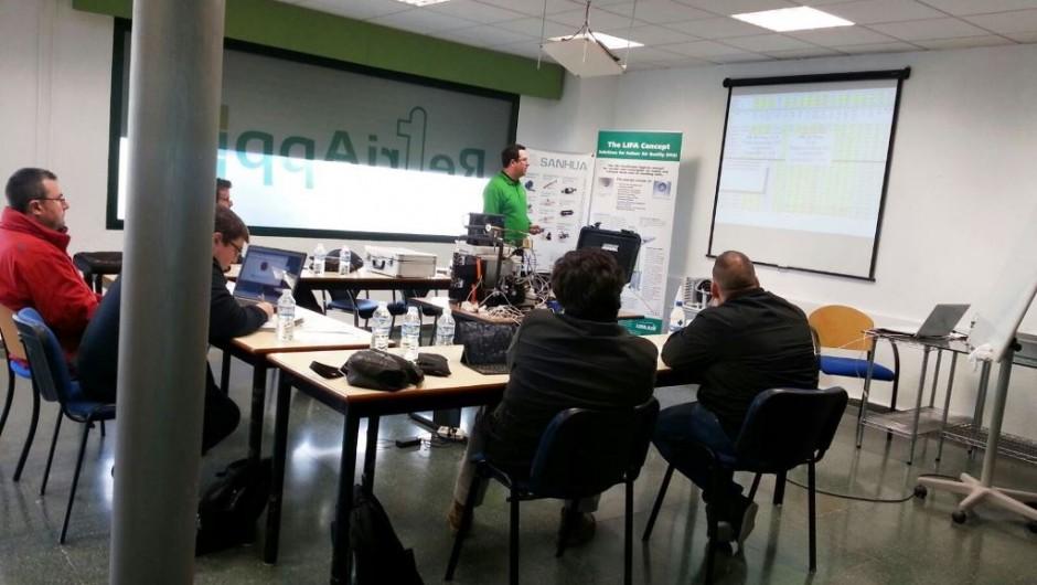 RefriApp imparte en Almería el curso ClimaCheck para monitorizar sistemas de refrigeración