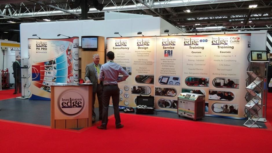 Fri3Oil System is present at the ACR Show 2016 in Birmingham