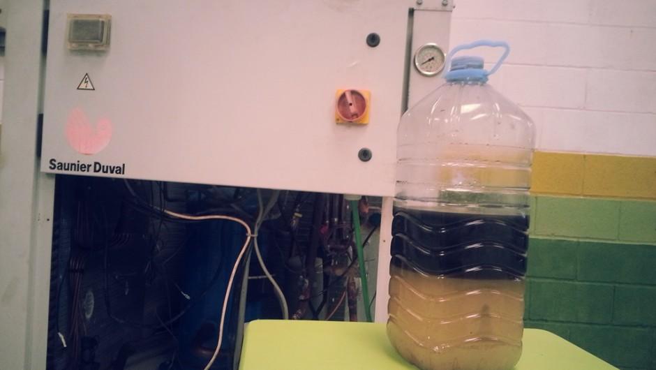 Los circuitos frigoríficos inundados de agua a examen con Fri3Oil System